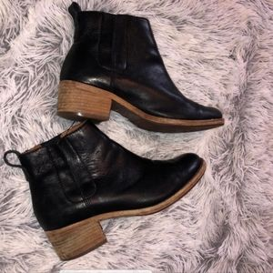 Kork ease Leather boots